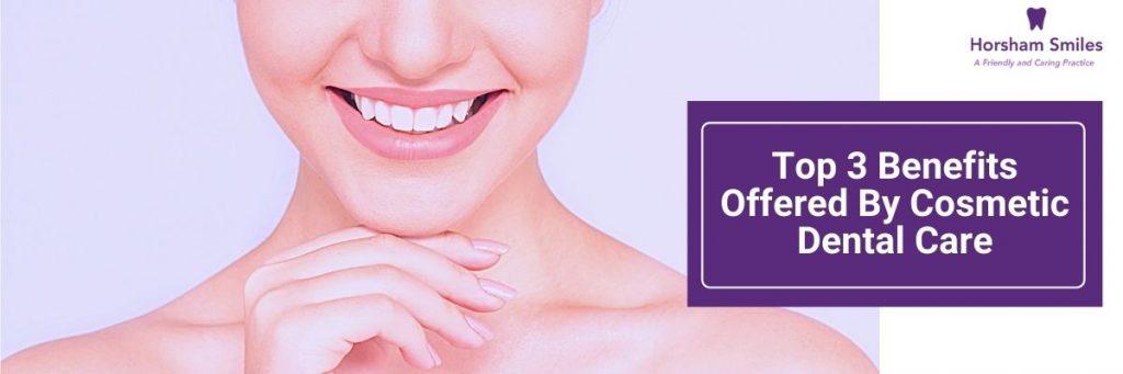 Cosmetic Dental Care in Horsham