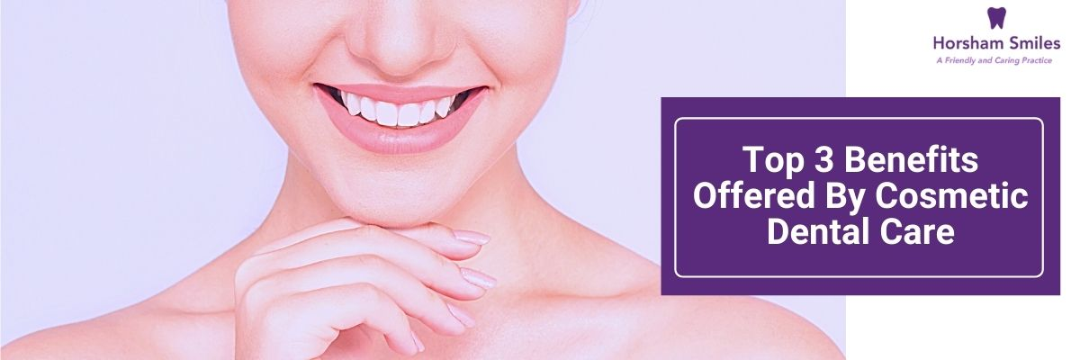 Cosmetic Dental Care in Horsham